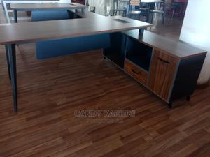 Exclusive 1.6m Office Desk With Side Cabinets | Furniture for sale in Nairobi, Nairobi Central
