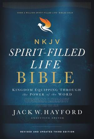 NKJV Spirit-Filled Life Bible-Jack Hayford   Books & Games for sale in Kajiado, Kitengela