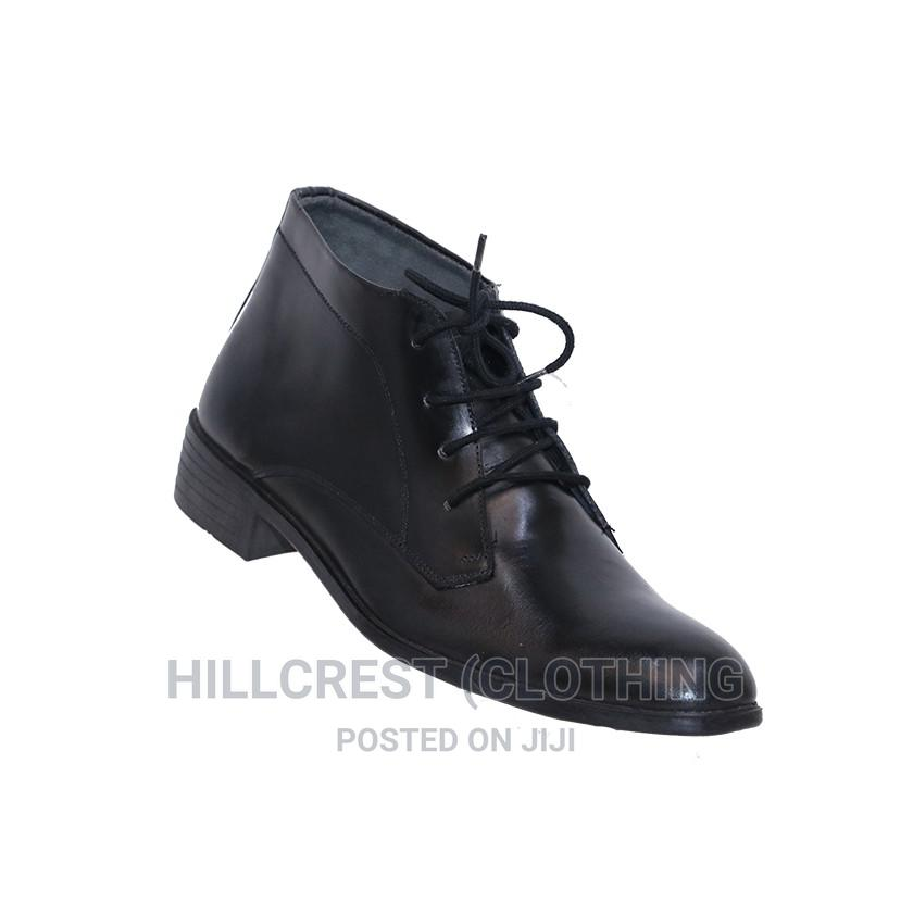 Men's Pure Leather Boots