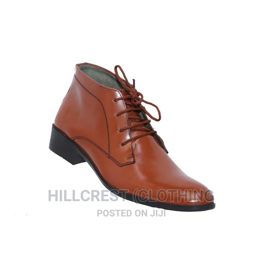 Men's Pure Leather Boots   Shoes for sale in Nairobi Central, Nairobi, Kenya