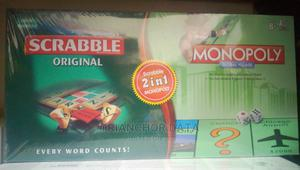 2 in 1 Monopoly and Scrabble Game | Books & Games for sale in Nairobi, Nairobi Central
