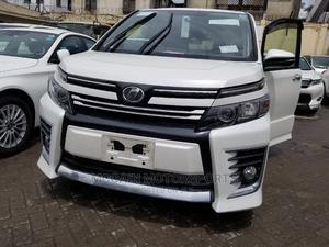 Toyota Voxy 2015 White | Cars for sale in Mvita, Majengo