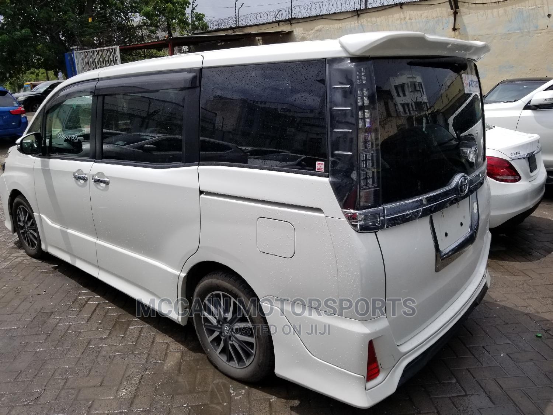 Toyota Voxy 2015 White | Cars for sale in Majengo, Mvita, Kenya