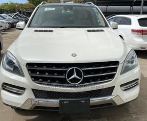 Mercedes-Benz M Class 2012 ML 350 BlueTEC 4Matic White | Cars for sale in Mombasa, Mombasa CBD
