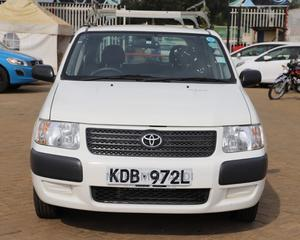 Toyota Succeed 2013 White | Cars for sale in Nairobi, Eastleigh