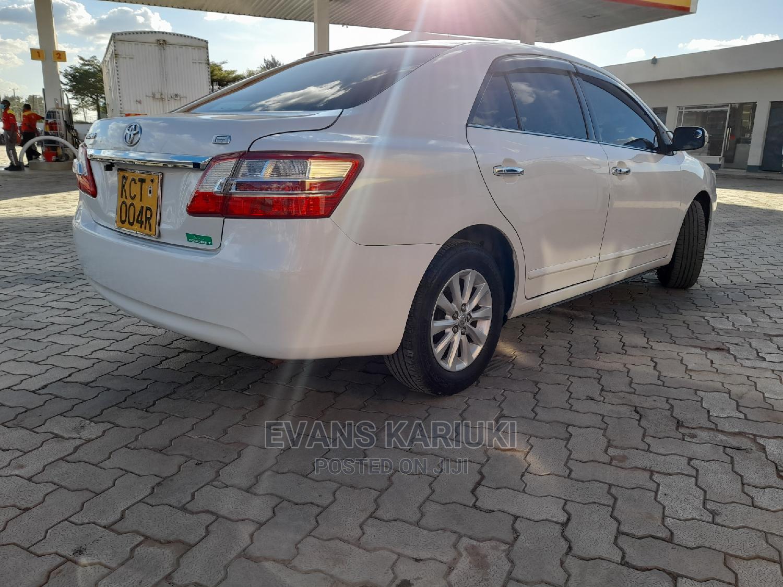 Archive: Toyota Premio 2012 White