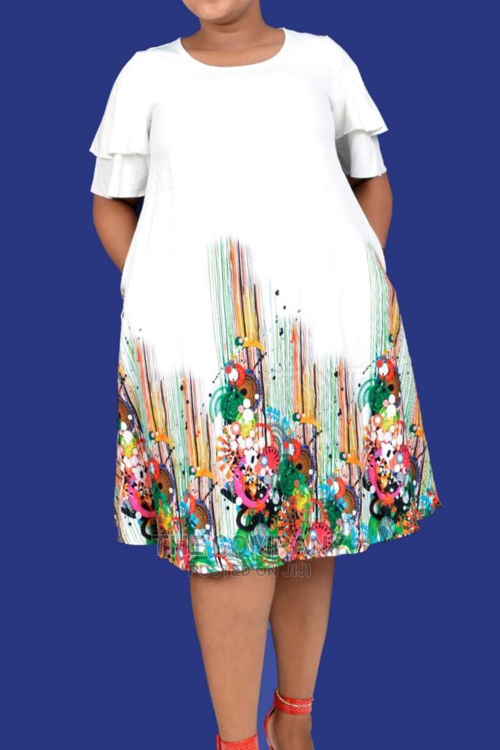 Ladies Casual Dress