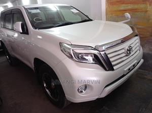 Toyota Land Cruiser Prado 2014 2.7 VVT-i Silver   Cars for sale in Mombasa, Ganjoni
