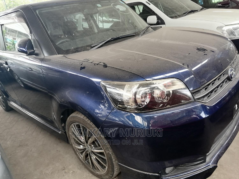 Toyota Corolla Rumion 2015 Blue