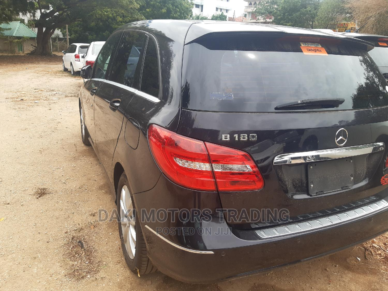 Mercedes-Benz B-Class 2014 Black | Cars for sale in Mombasa CBD, Mombasa, Kenya