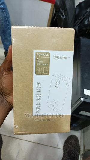 40,000 Mah Romoss Powerbank With 18w Fast Charger.   Accessories for Mobile Phones & Tablets for sale in Nairobi, Nairobi Central