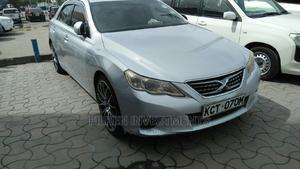 Toyota Mark X 2011 Silver | Cars for sale in Mombasa, Ganjoni
