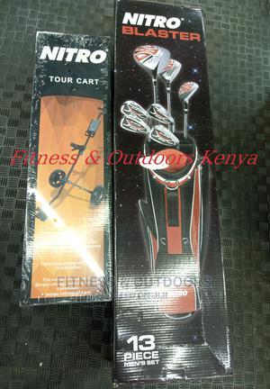 Sale!! Nitro Golf Kit + Trolley   Sports Equipment for sale in Nairobi, Karen