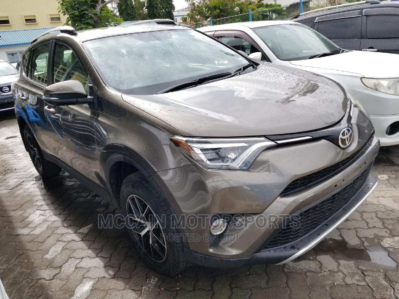 Toyota RAV4 2015 Gray   Cars for sale in Majengo, Mvita, Kenya