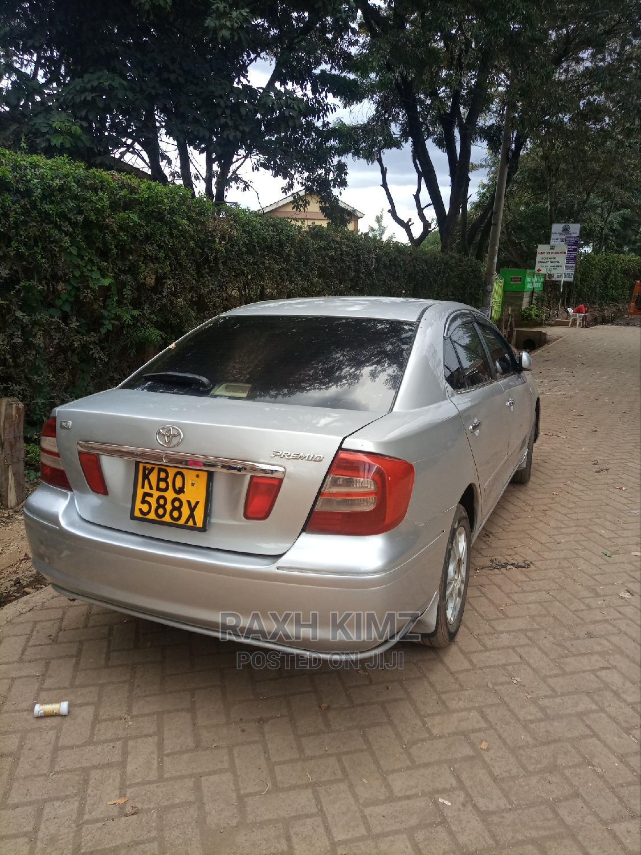 Toyota Premio 2005 Silver   Cars for sale in Kasarani, Nairobi, Kenya
