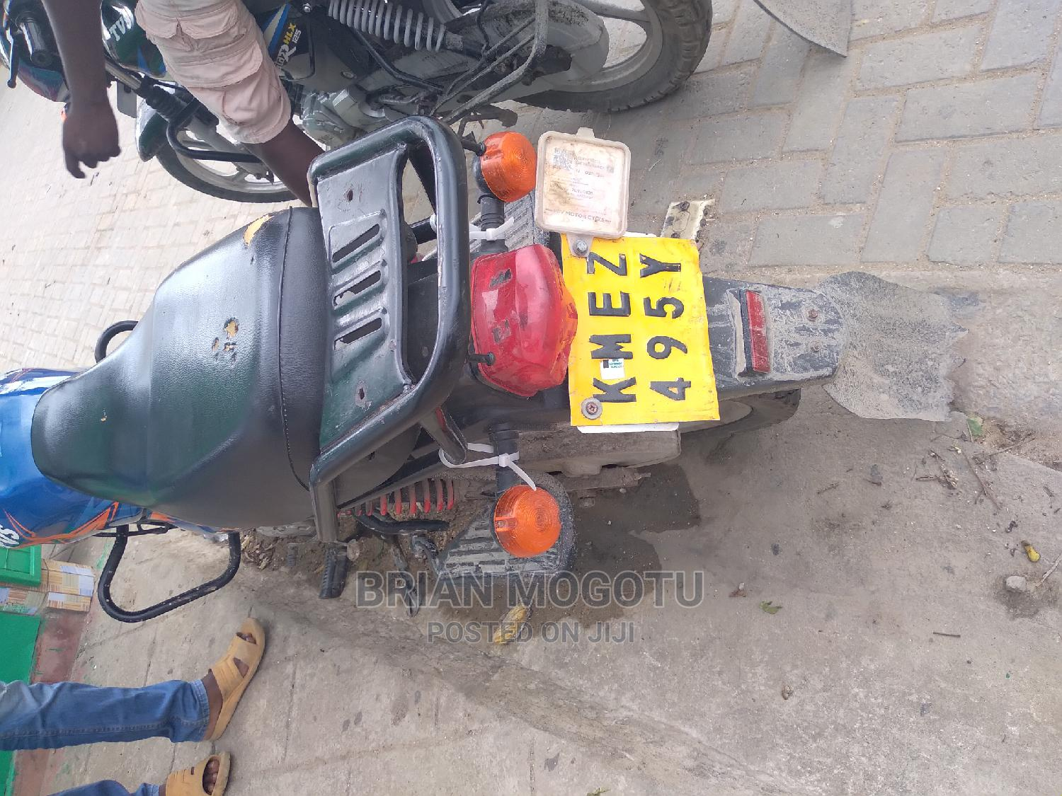 TVS Apache 180 RTR 2019 Blue   Motorcycles & Scooters for sale in Kisauni, Mombasa, Kenya