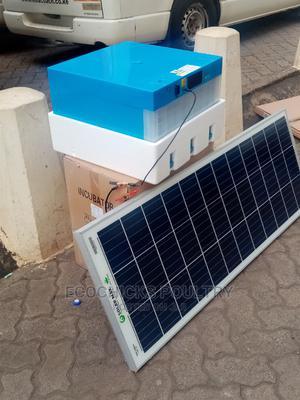 128 Incubator and Solar Panel | Farm Machinery & Equipment for sale in Nairobi, Nairobi Central