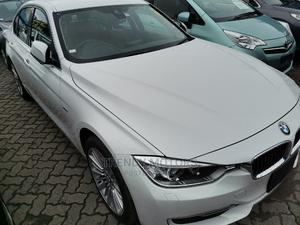 BMW 320i 2014 White   Cars for sale in Mombasa, Ganjoni