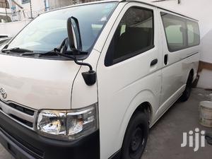 Toyota HiAce 2012 White | Buses & Microbuses for sale in Mombasa, Mvita