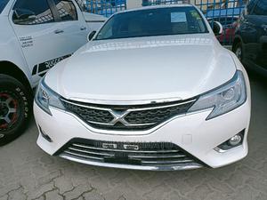 Toyota Mark X 2015 Pearl   Cars for sale in Mombasa, Mombasa CBD