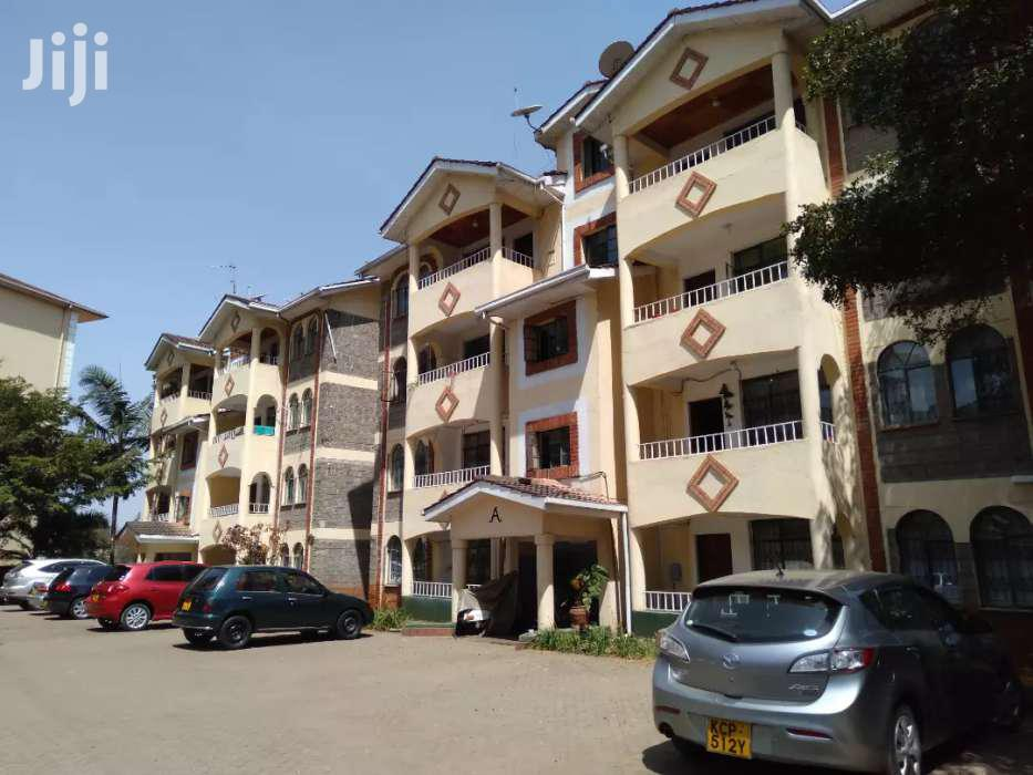 Spacious 3br Apartment To Let In Kileleshwa With Dining Area.