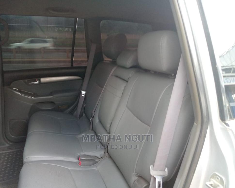 Toyota Land Cruiser Prado 2003 Silver | Cars for sale in Kasarani, Nairobi, Kenya