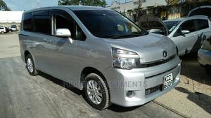 Toyota Voxy 2013 Silver | Cars for sale in Mombasa, Ganjoni