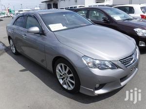 New Toyota Mark X 2012 Gray   Cars for sale in Mombasa, Mombasa CBD