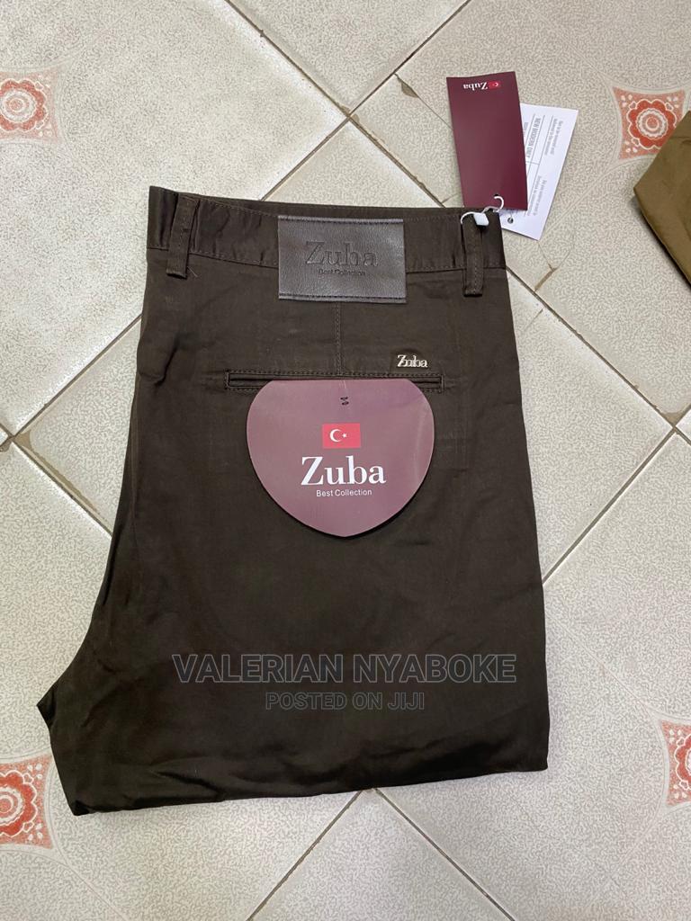 Zuba Khaki Trousers Available | Clothing for sale in Nairobi Central, Nairobi, Kenya