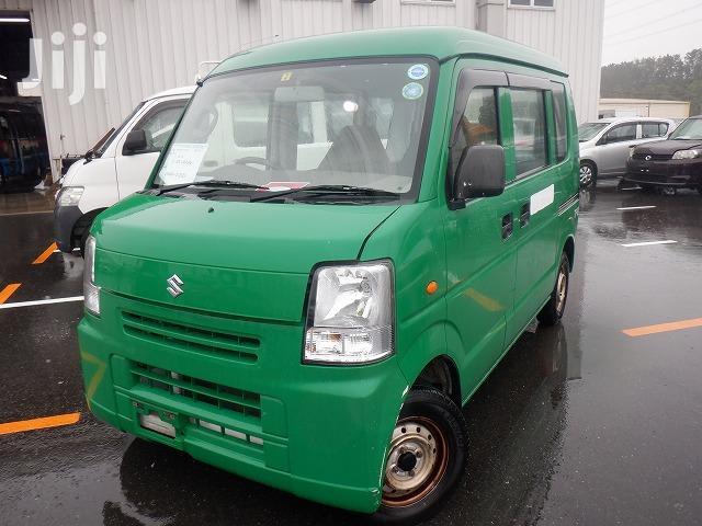 Suzuki Van 2012 Green