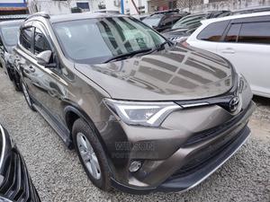 Toyota RAV4 2016 Brown   Cars for sale in Mombasa, Ganjoni