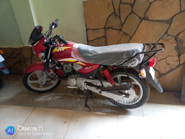 New TVS Apache 180 RTR 2021 Blue | Motorcycles & Scooters for sale in Kiambu / Kiambu , Kiambu, Kenya