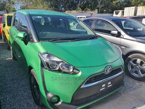 Toyota Sienta 2015 Green | Cars for sale in Mombasa, Tudor