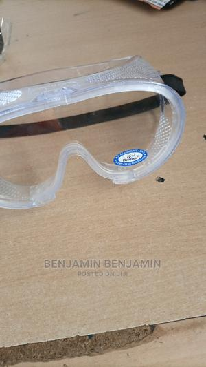 Industrial Clear Goggles Available | Safetywear & Equipment for sale in Nairobi, Ngara