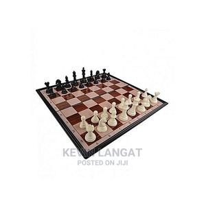 Chess Board Game Magnetic Foldable Travel Chess Set | Books & Games for sale in Uasin Gishu, Eldoret CBD
