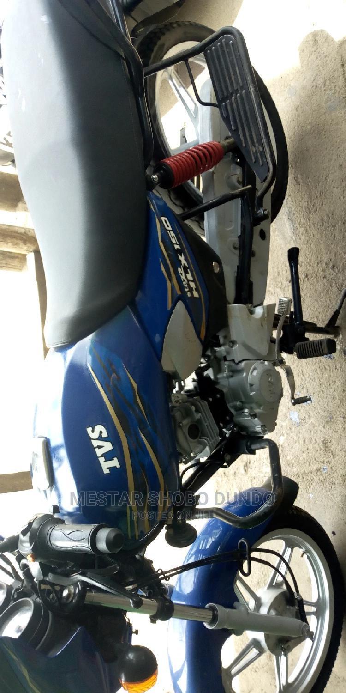 Archive: TVS Apache 180 RTR 2021 Blue