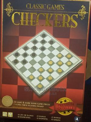 Classic Games Checkers   Books & Games for sale in Nairobi, Nairobi Central