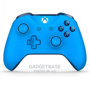 Xbox One Wireless Controller - Blue | Video Game Consoles for sale in Nairobi, Embakasi