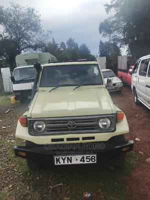 Toyota Land Cruiser 1998 Beige | Cars for sale in Uasin Gishu, Eldoret CBD