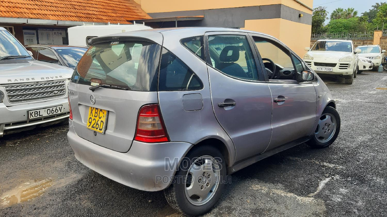 Mercedes-Benz A-Class 2001 Gray   Cars for sale in Woodley/Kenyatta Golf Course, Nairobi, Kenya