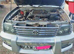 Toyota Land Cruiser Prado 2001 Silver   Cars for sale in Nairobi, Parklands/Highridge