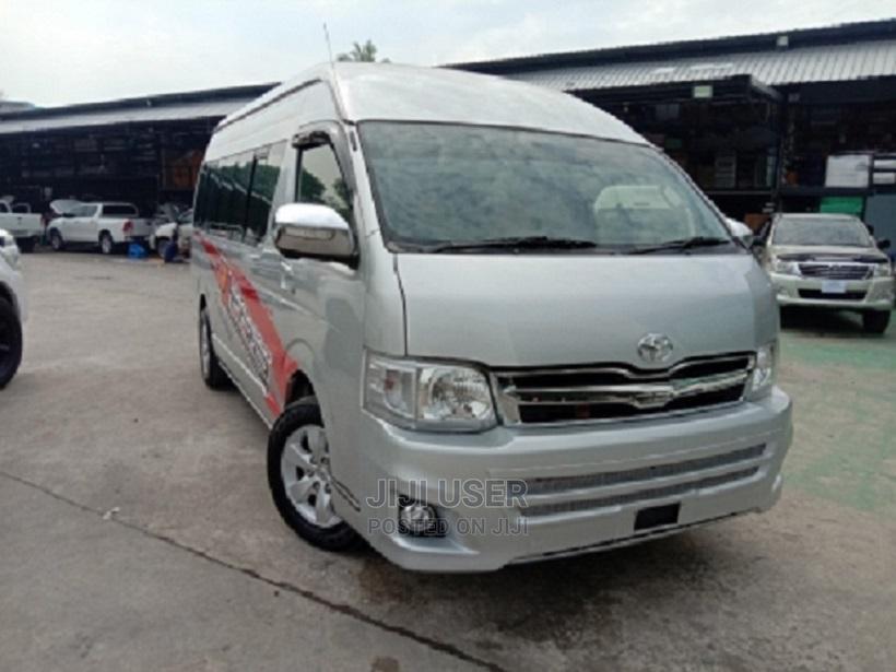 Toyota Hiace 9l Manual Diesel