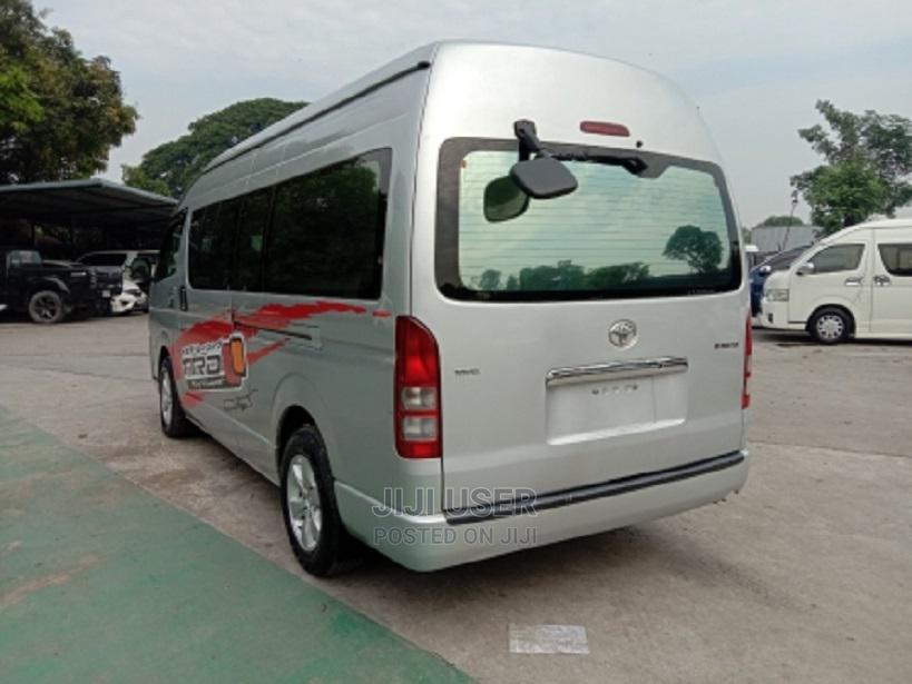 Toyota Hiace 9l Manual Diesel | Buses & Microbuses for sale in Parklands/Highridge, Nairobi, Kenya