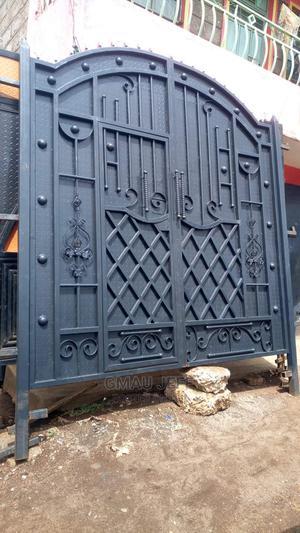 Gates Fabrication   Doors for sale in Kiambu, Juja
