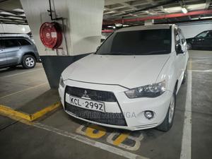 Mitsubishi Outlander 2011 White   Cars for sale in Nairobi, Nairobi Central