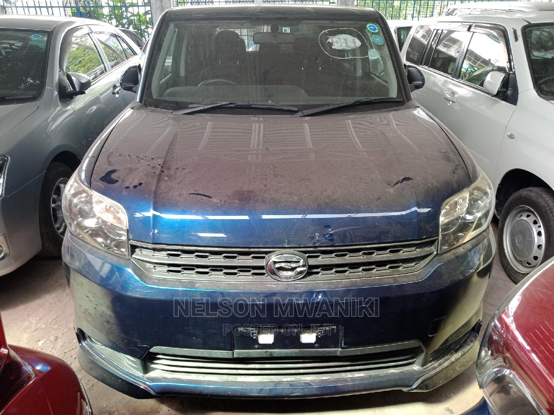 Toyota Corolla Rumion 2014 Blue
