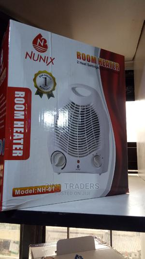 Room Heater - Nunix With 2 Heat Setting | Home Appliances for sale in Nairobi, Nairobi Central