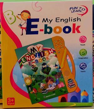 Fun to Learn My English E-Book for Kids   Books & Games for sale in Mombasa, Kisauni