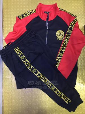 Versace Red Tracksuit | Clothing for sale in Nairobi, Nairobi Central