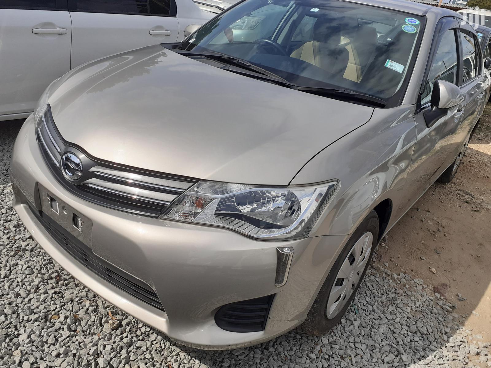 Toyota Corolla 2012 Gold | Cars for sale in Mvita, Mombasa, Kenya